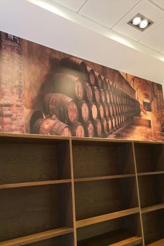 הדפסה דיגיטלית יין בעיר
